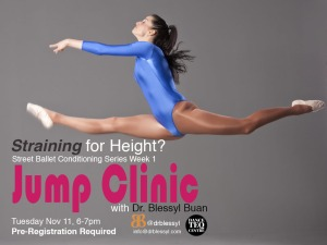 Jump Clinic with Dr. Blessyl Buan