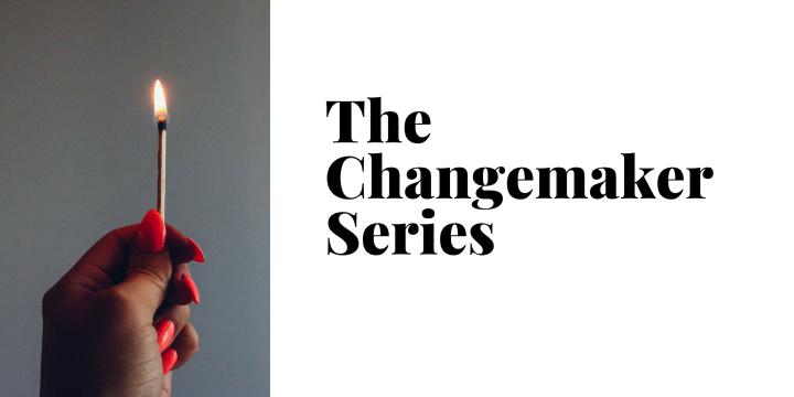 The Changemaker Series eventbrite banner